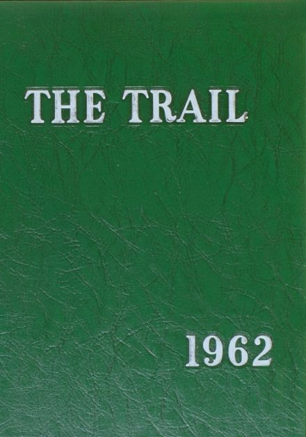 1962 Berkshire School Yearbook Cover