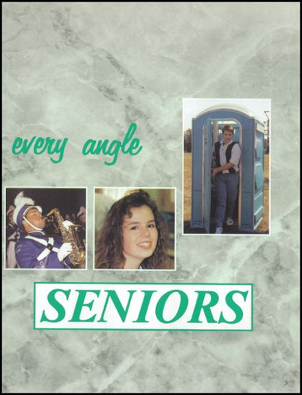 Explore 1995 Fremont Ross High School Yearbook, Fremont OH - Classmates