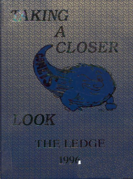 1996 Grand Ledge High School Yearbook Cover