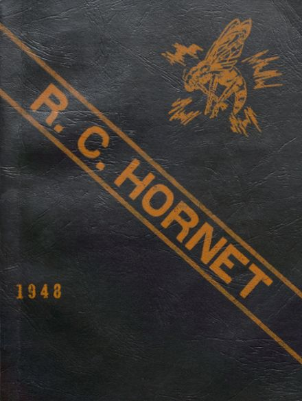 1948 Richland Center High School Yearbook Page 1