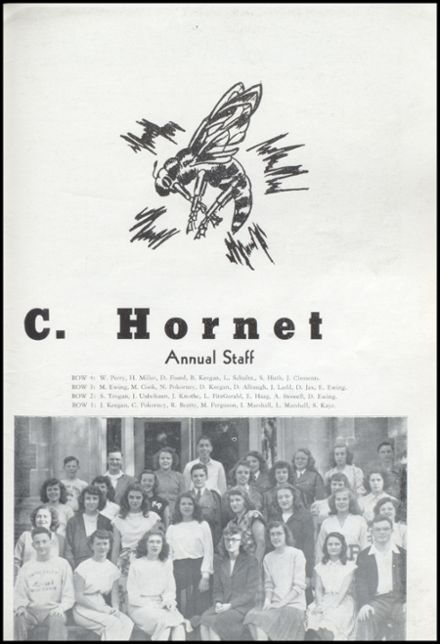 1948 Richland Center High School Yearbook Page 5