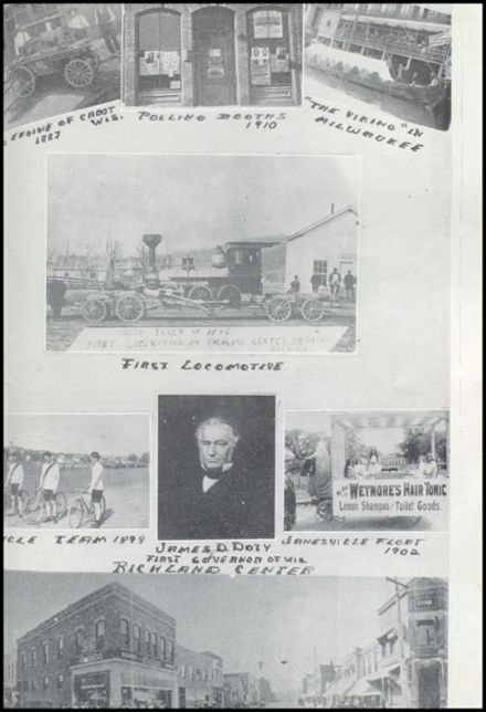 1948 Richland Center High School Yearbook Page 7