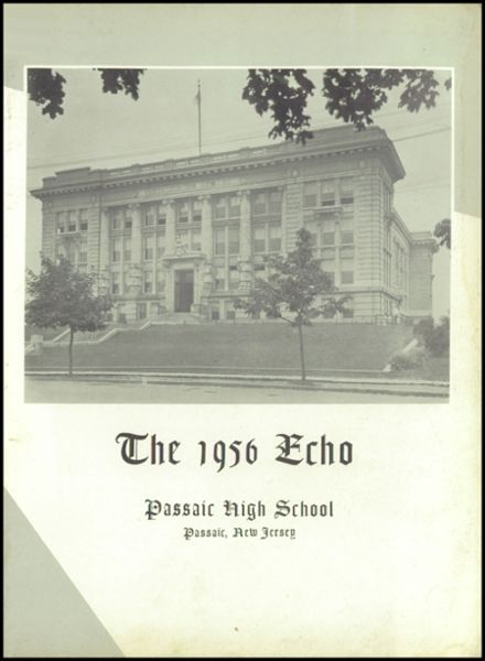 1956 Passaic High School Yearbook Page 7