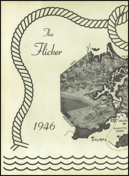 1946 Gloucester High School Yearbook Page 6