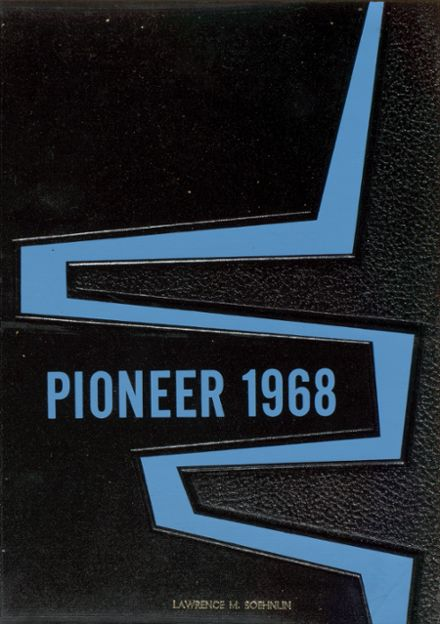 1968 Assumption High School Yearbook Cover