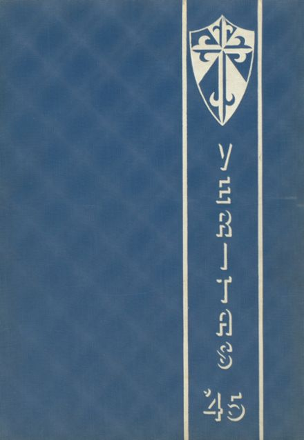 1945 Marywood Academy Yearbook Cover