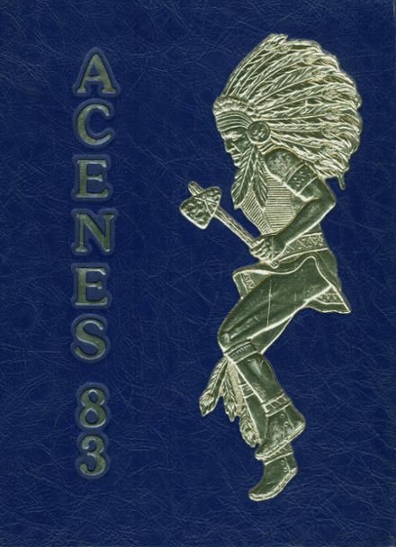 1983 West Seneca High School Yearbook Cover