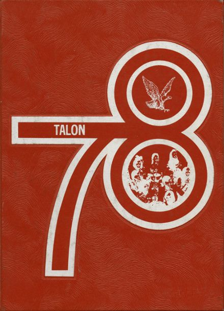 1978 Jefferson Area High School Yearbook Cover