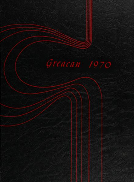 1970 Mclane High School Yearbook Cover