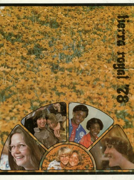 1978 Cabrillo High School Yearbook Cover