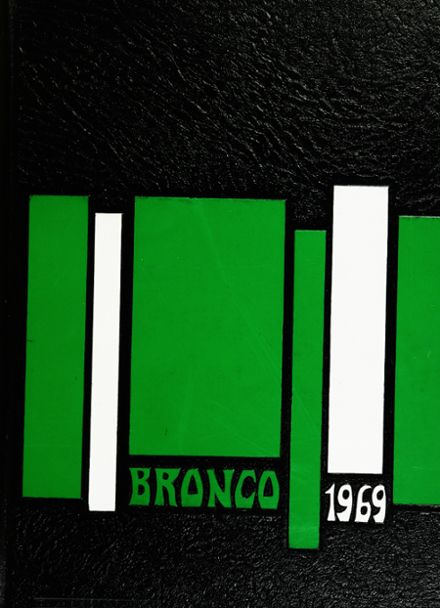 1969 Stephen F. Austin High School Yearbook Cover