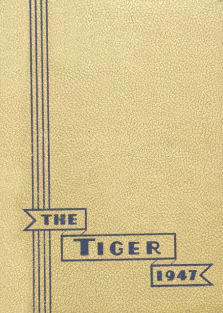 1947 New Richmond High School Yearbook Cover