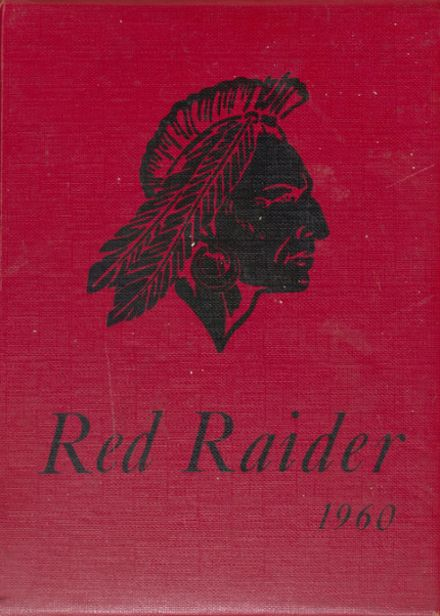 1960 Corning High School Yearbook Cover