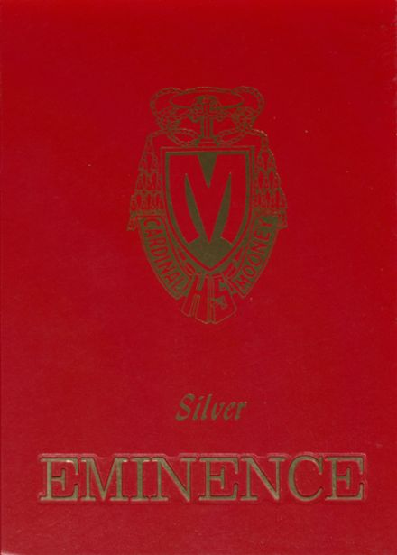 1984 Princeton High School Yearbook Cover