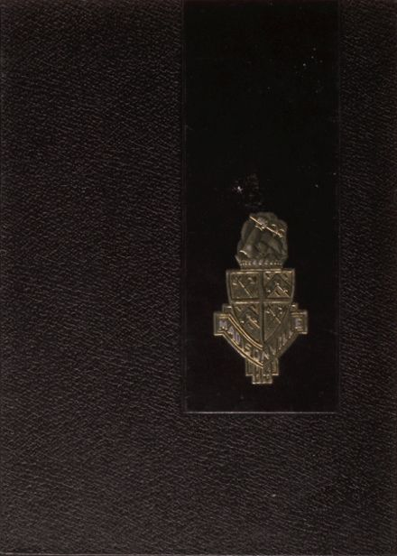1967 Madisonville High School Yearbook Cover