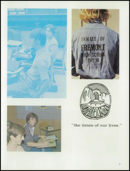 1978 Fremont High School Yearbook Page 7
