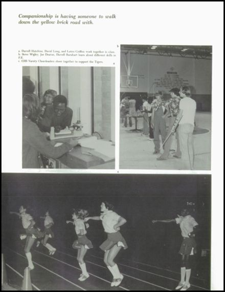 1977 Corsicana High School Yearbook Page 8