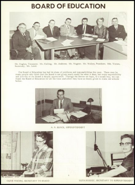 1959 Storm Lake High School Yearbook Page 8