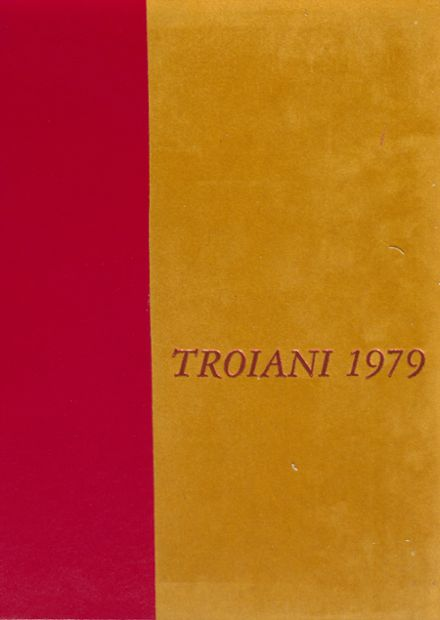 1979 Harnett Central High School Yearbook Cover