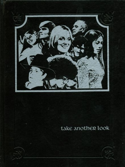 1975 Paso Robles High School Yearbook Cover