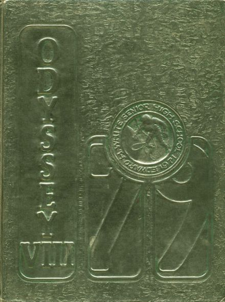 1979 Edward H. White High School Yearbook Cover
