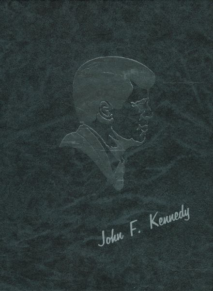 1989 John F. Kennedy High School Yearbook Cover