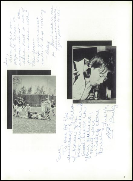 1968 Gouverneur High School Yearbook Page 7
