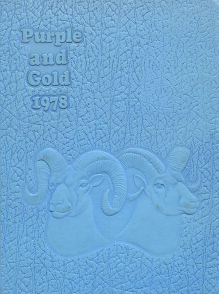 1978 South Haven L.C. Mohr High School Yearbook Cover