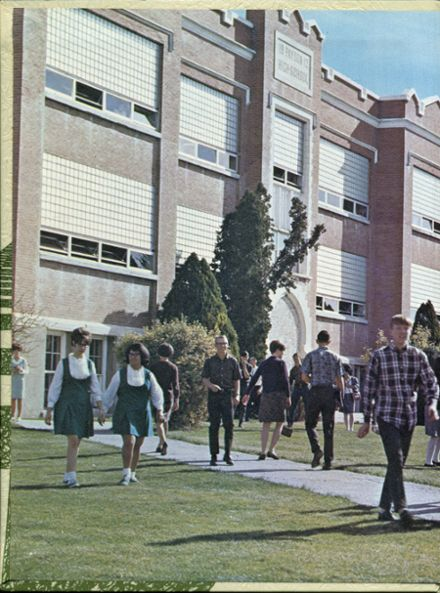 Explore 1967 Payson High School Yearbook, Payson UT - Classmates