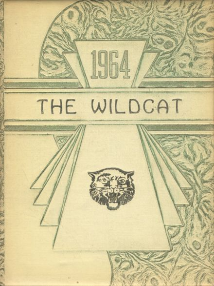 1964 Marcellus High School Yearbook Cover
