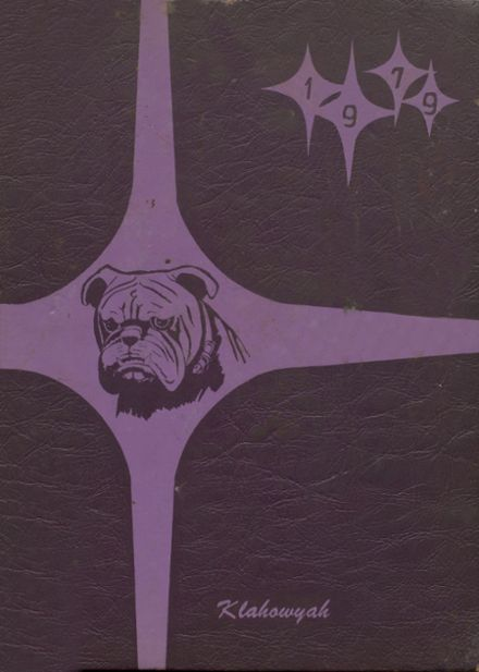 1970 Foster High School Yearbook Cover