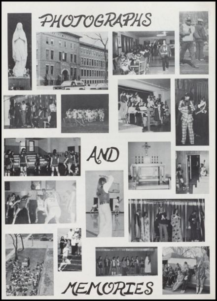 1975 St. Agnes Academy Yearbook Page 8