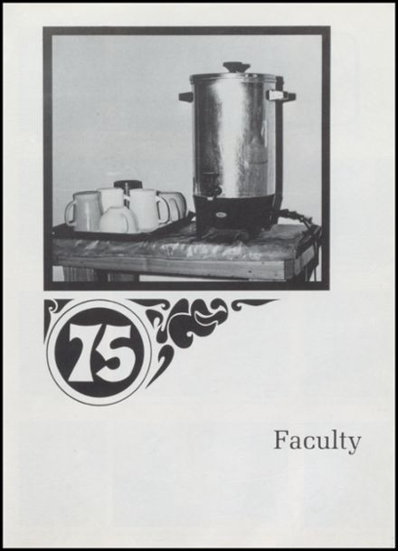1975 St. Agnes Academy Yearbook Page 9