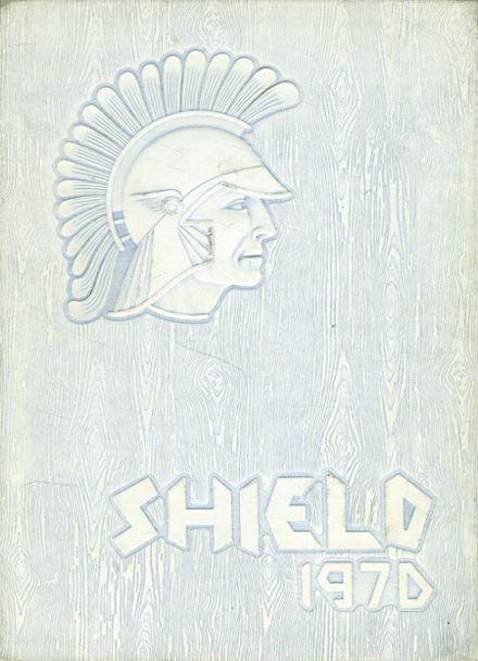 1970 Lockport West/Romeoville High School Yearbook Cover