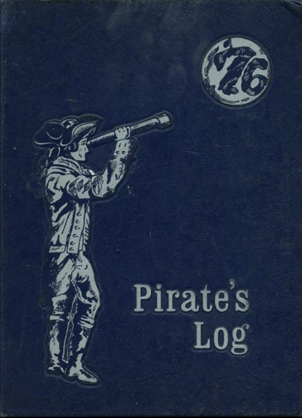 1976 Highline High School Yearbook Cover