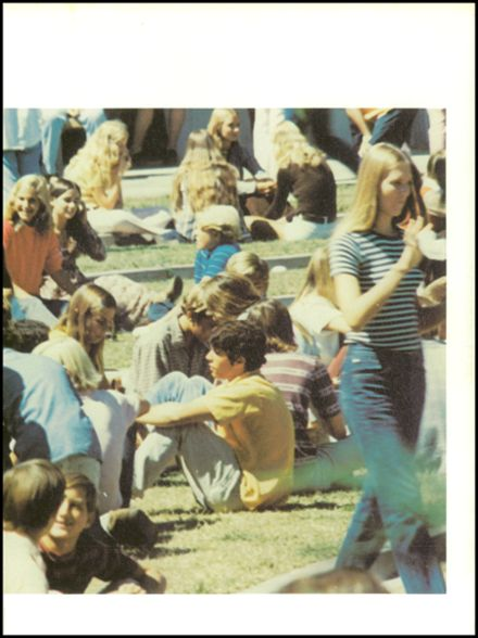 1973 Rolling Hills High School Yearbook Page 7