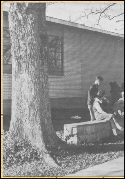 1961 Beebe High School Yearbook Page 2