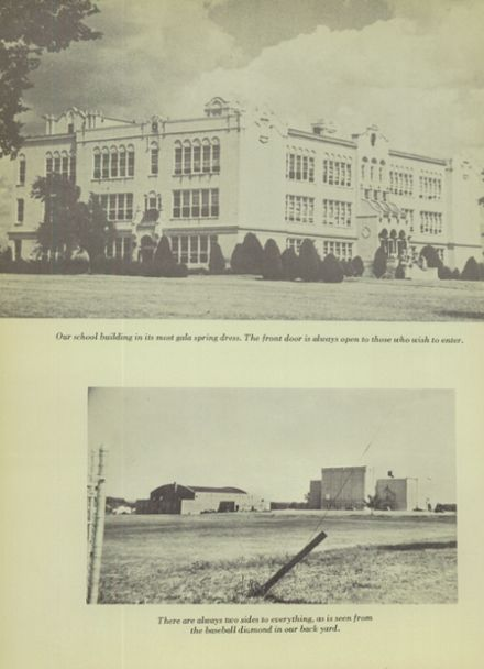 1949 Ponca City High School Yearbook Page 8