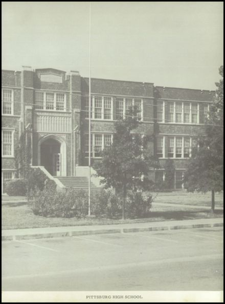 1959 Pittsburg High School Yearbook Page 9