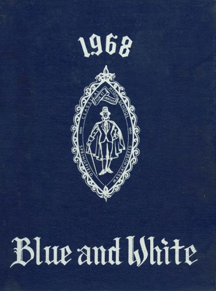 1968 Classical High School Yearbook Cover