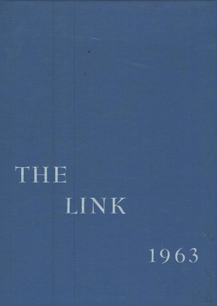 1963 Miss Fine's High School Yearbook Cover