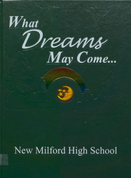 2001 New Milford High School Yearbook Cover