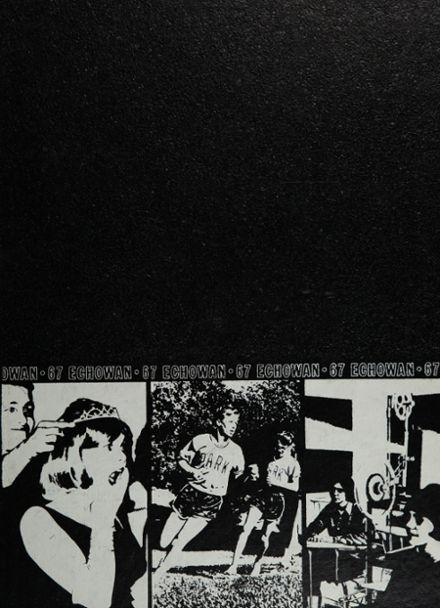 1967 St. Louis Park High School Yearbook Cover