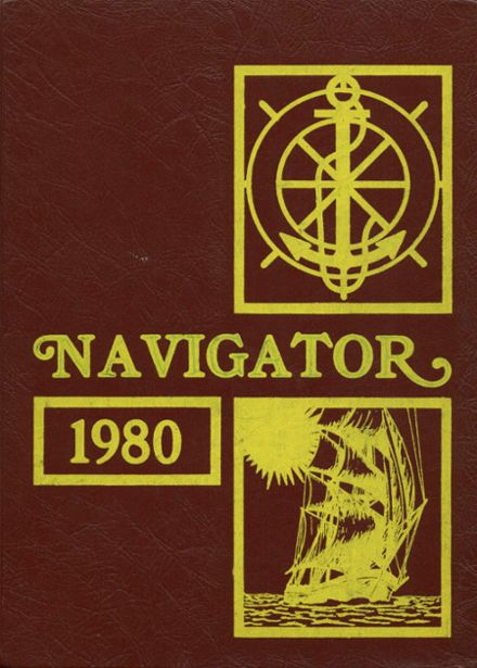 1980 Severn School Yearbook Cover