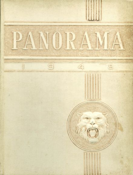 1948 Amory High School Yearbook Cover