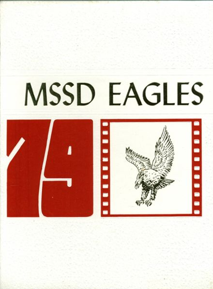1979 Model Secondary/Deaf High School Yearbook Cover