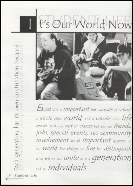 2002 Jay High School Yearbook Page 8