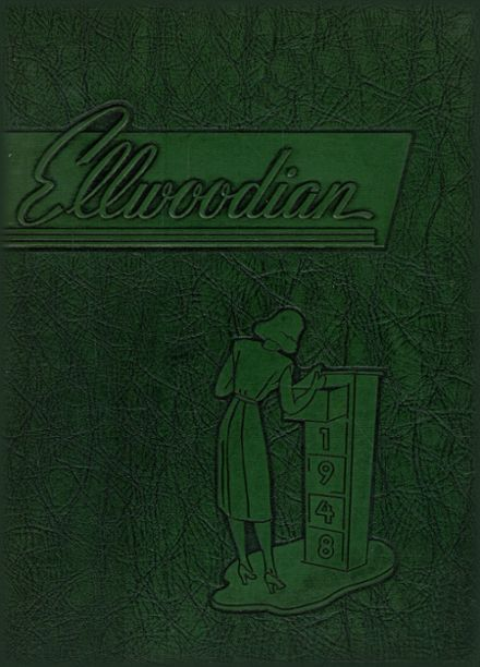 1948 Lincoln High School Yearbook Cover