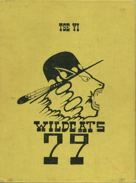 1979 Chinle High School Yearbook Cover