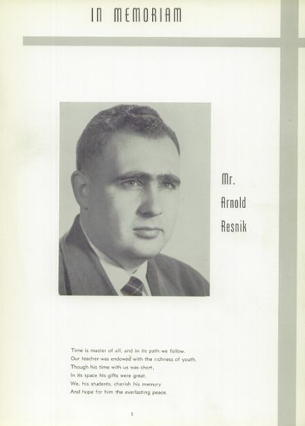 1959 Passaic High School Yearbook Page 7